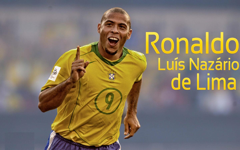 Top 10+ hình ảnh Ronaldo Lima (Rô béo) cực đẹp