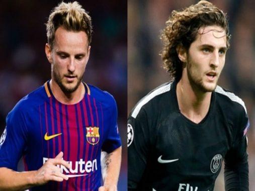 Rabiot gia nhập Barca, Rakitic trì hoãn gia hạn