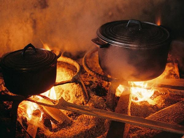 Mơ thấy bếp lửa đánh con gì?