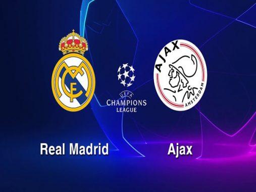 Nhận định Real Madrid vs Ajax, 03h00 ngày 06/03: Vực lại tinh thần