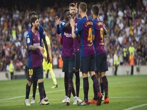Tin bóng đá 14-3: Barca và Liverpool nắm tay nhau vào tứ kết C1