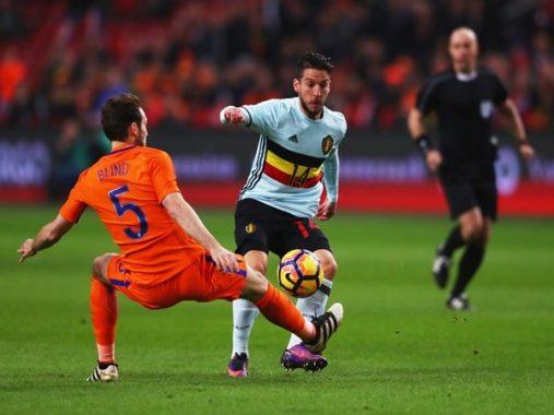 Tin bóng đá 22-3: Hà Lan, Bỉ giành chiến thắng tại VL Euro