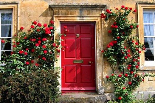 Điềm báo giấc mơ thấy cánh cửa
