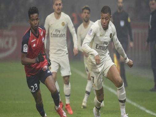 PSG thảm bại 1-5, Mbappe nổi đóa với đồng đội