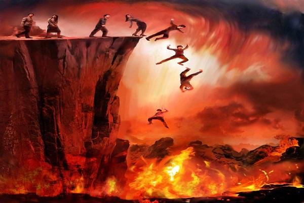 Mơ thấy địa ngục mang đến điềm báo gì