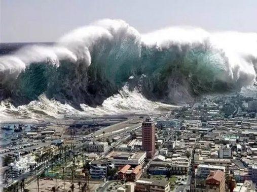 Mơ thấy sóng thần mang đến ý nghĩa gì, đánh con số may mắn nào?