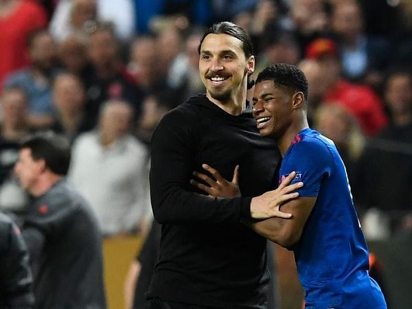 Rashford sắp cân bằng và phá kỷ lục của Ibrahimovic