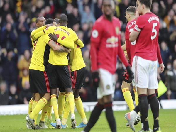 Watford 2-0 MU: MU chưa sẵn sàng