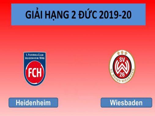 Nhận định kèo Heidenheim vs Wehen Wiesbaden, 23h30 ngày 22/5