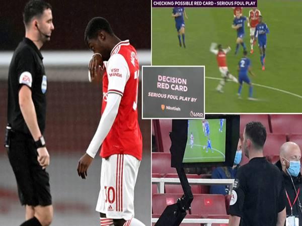 Fan Arsenal phẫn nộ với tình huống chơi bóng của sao Liverpool