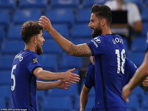 Bàn thắng phút bù giờ giúp Chelsea giành 3 điểm quý giá