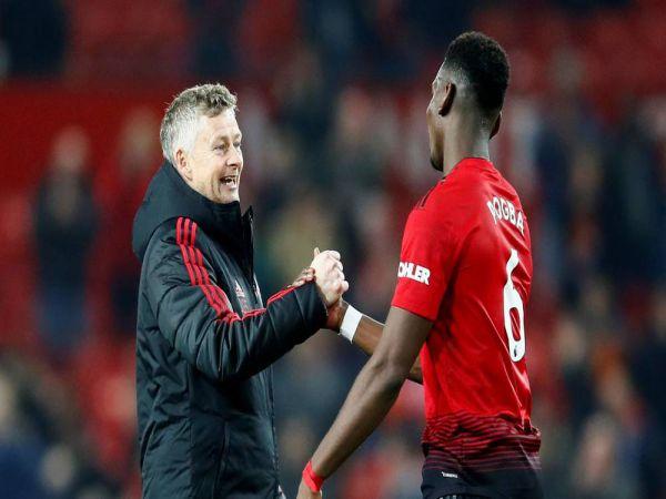 Pogba sắp gia hạn hợp đồng mới với MU