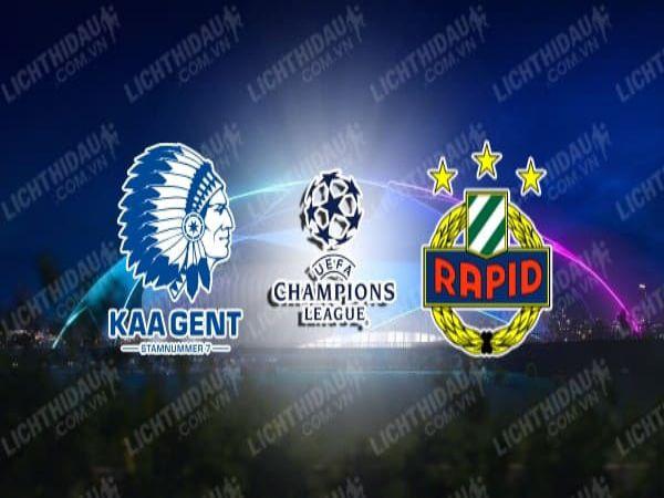 Nhận định bóng đá Gent vs Rapid Wien, 01h30 ngày 16/9