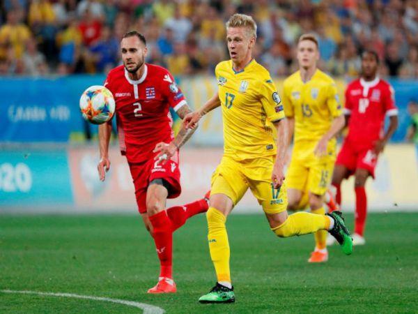 Nhận định Ukraine vs Thụy Sỹ, 01h45 ngày 04/9: UEFA Nations League