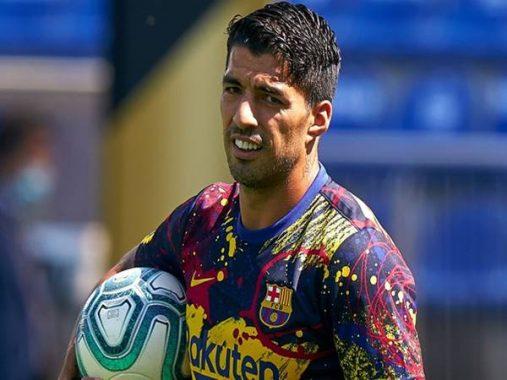 Tin bóng đá 22/9: Barcelona ngăn chặn Suarez đến Atletico
