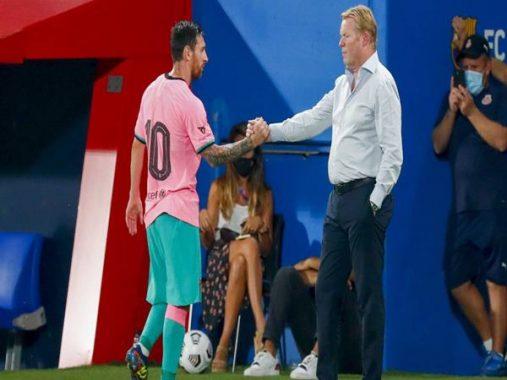 Tin bóng đá 23/9: Quyền lực của Messi sẽ thách thức Koeman