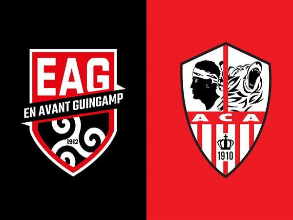 Nhận định kèo Guingamp vs Ajaccio, 02h45 ngày 24/11/2020