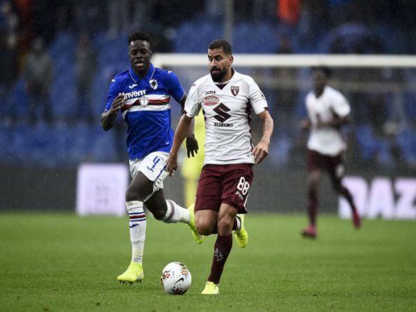 Nhận định tỷ lệ Torino vs Sampdoria, 0h30 ngày 1/12 - VĐQG Italia
