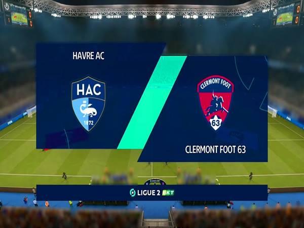 Nhận định kèo Le Havre vs Clermont 02h45 ngày 15/12/2020