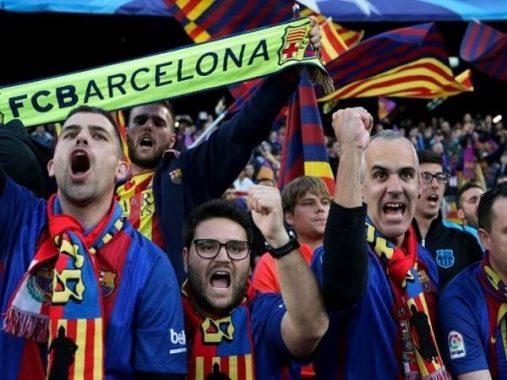 """Cules là gì? Tại sao Fan Barcelona lại được gọi là """"Cules"""""""