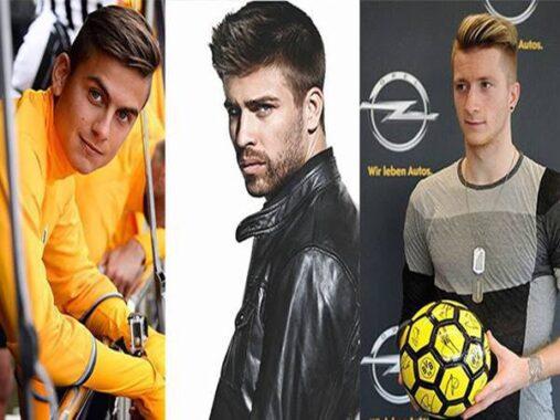 Danh sách những cầu thủ đẹp trai nhất thế giới gồm những ai?