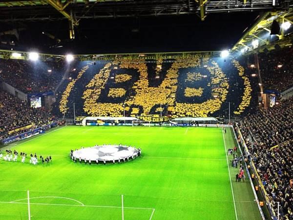 Top 5 Sân vận động bóng đá nổi tiếng nhất ở châu Âu
