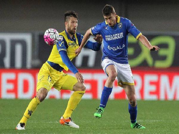 Nhận định, Soi kèo Chievo vs Frosinone, 01h00 ngày 17/3 - Hạng 2 Italia
