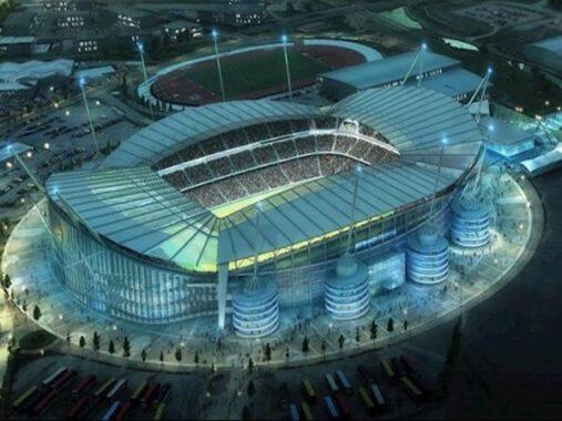 3 sân vận động thành phố Manchester nổi tiếng nhất trên thế giới