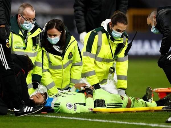 Tin bóng đá trưa 16/3: Thủ thành Rui Patricio chấn thương kinh hoàng