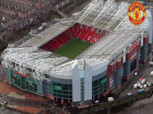 Sân vận động Old Trafford – Ngôi nhà của CLB Manchester United