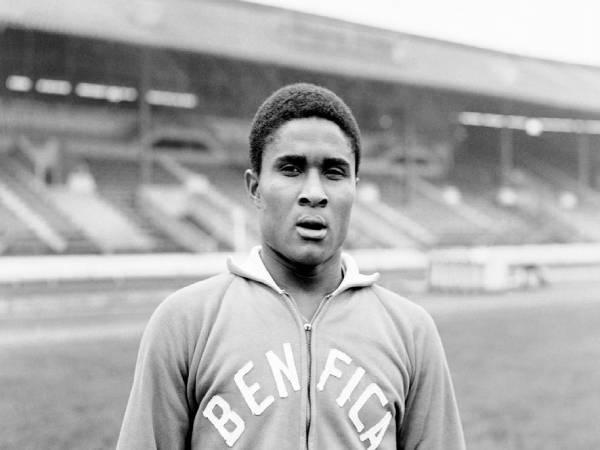 Tiểu sử Eusebio - ''Báo đen'' của bóng đá Bồ Đào Nha