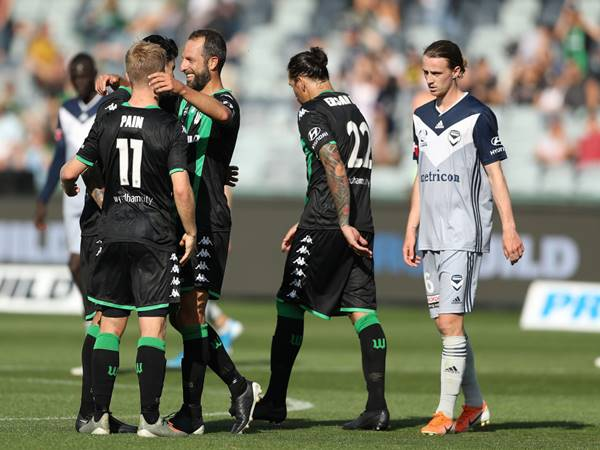 Nhận định tỷ lệ Western United vs Melbourne Victory (16h05 ngày 28/5)