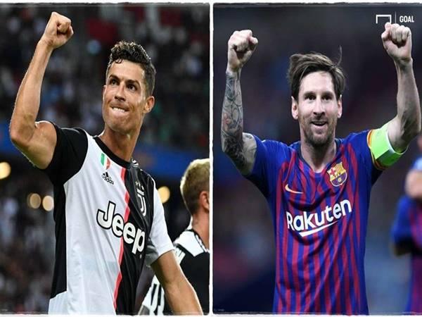 Điểm danh top 6 siêu sao bóng đá nổi bật nhất thế giới