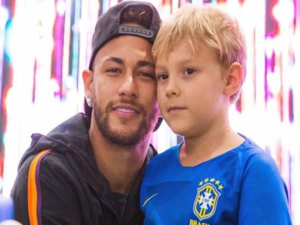 Con trai Neymar và những sự thật thú vị mà ít ai biết