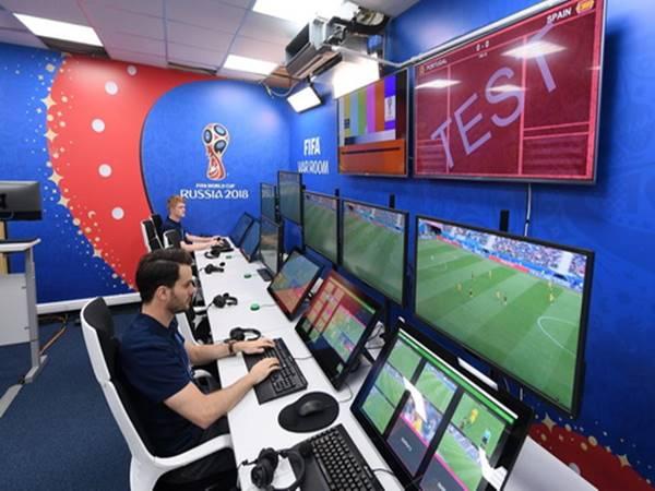 Những Công nghệ bóng đá đỉnh cao được sự dụng hiện nay