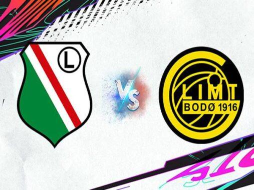 Nhận định kèo Legia Warszawa vs Bodo Glimt, 01h00 ngày 15/7