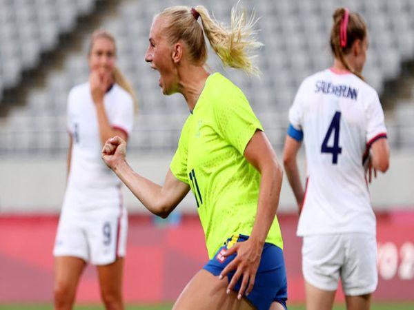 Nhận định tỷ lệ Nữ Thụy Điển vs Nữ Canada, 19h00 ngày 06/8 - Olympic
