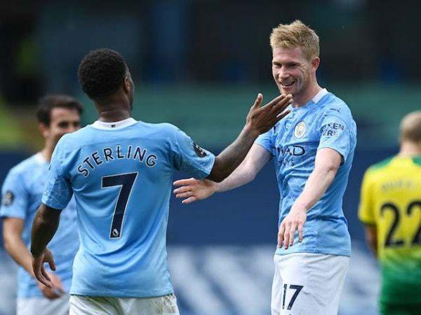 Điểm tin chiều 19/10: De Bruyne muốn Sterling ở lại Man City
