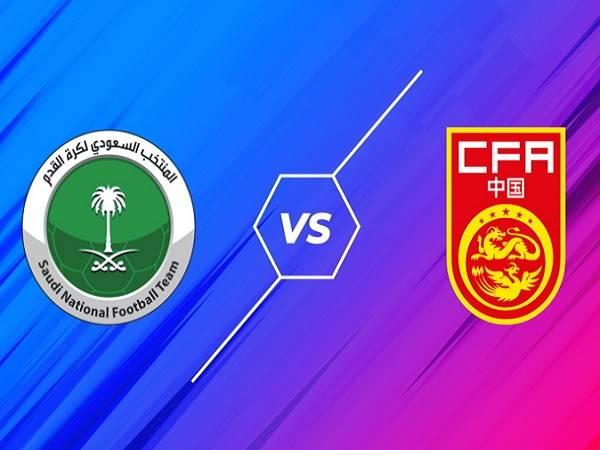 Nhận định Saudi Arabia vs Trung Quốc – 00h00 13/10, VL World Cup 2022